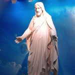 Christus in visitors center